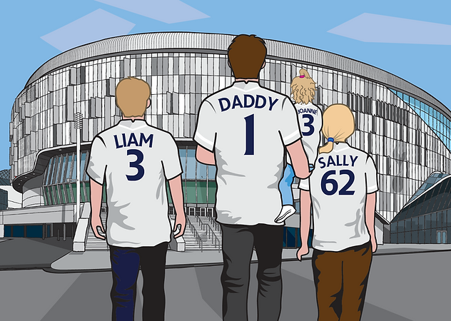 Spurs Stadium_Dad Carrying Kid - 2 Teens.png