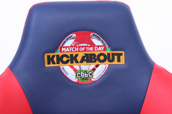 MOTD Kick about Seat for TV Show