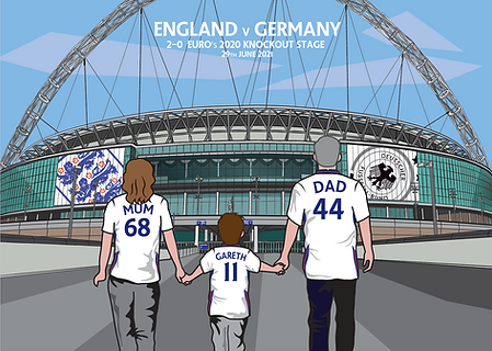 England v Germany Family.png