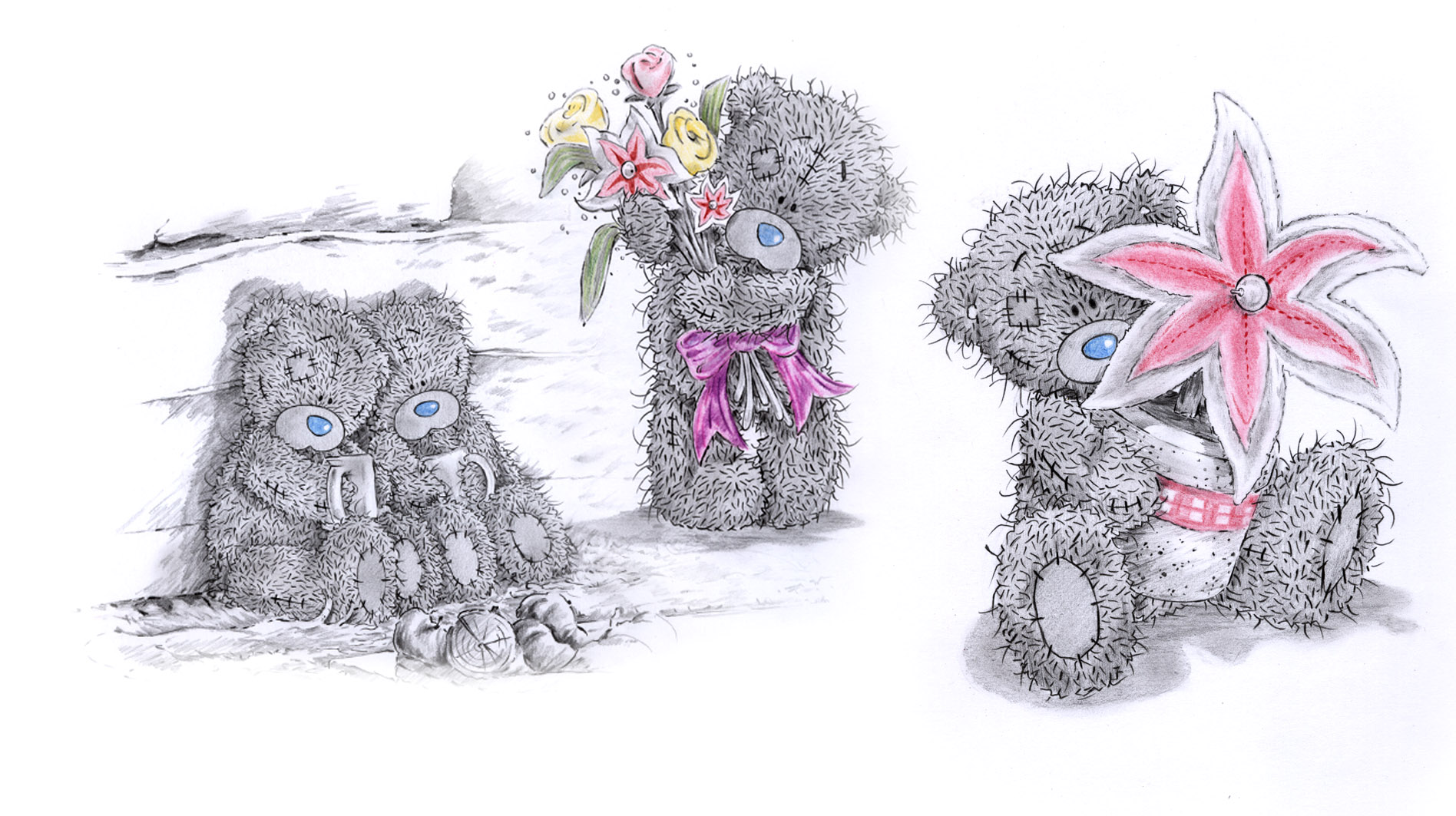 Tatty Teddy Designs