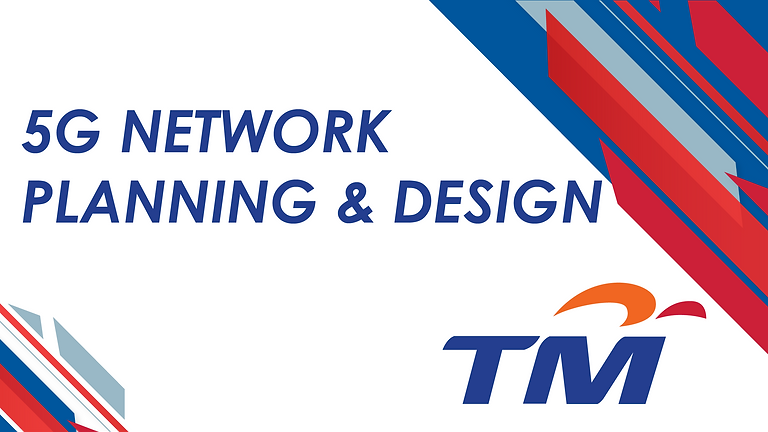 5G NETWORK PLANNING & DESIGN