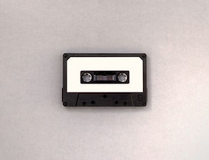 Black and White Band van de Cassette