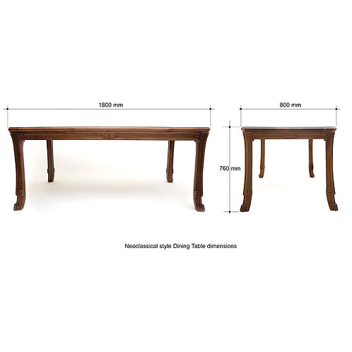Best Neoclassical style Dining table