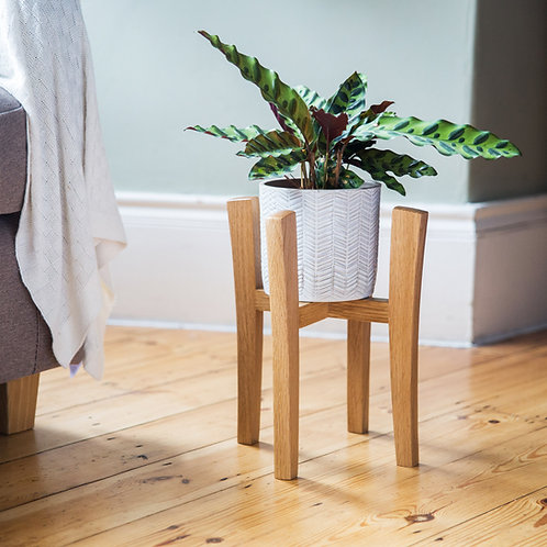 Solid Wooden Plant Stands