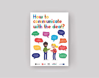 How to communicate with the deaf_