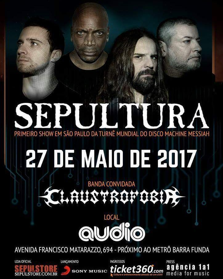 Sepultura-Audio