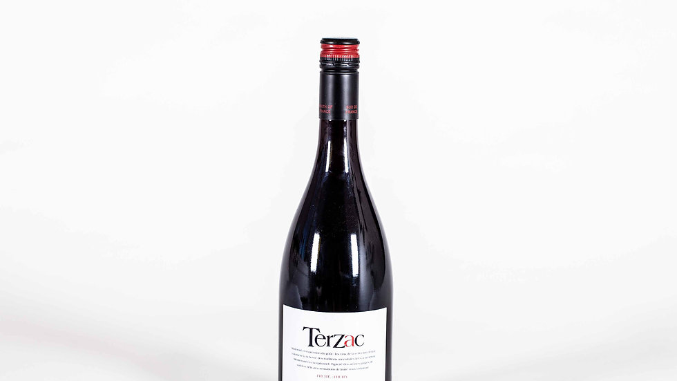 Terzac Rouge 2018