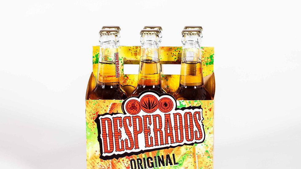 Desperados Original 6 pack gekoeld