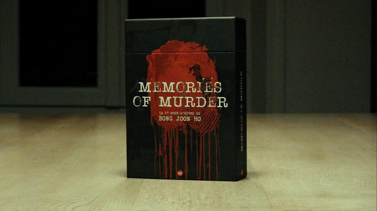 Memories of Murder - Edition Ultime