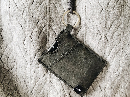 Sanitizer Spray Pocket - Charcoal