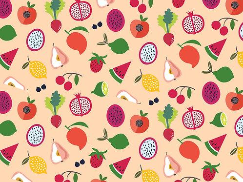 Feeling fruity - Peach