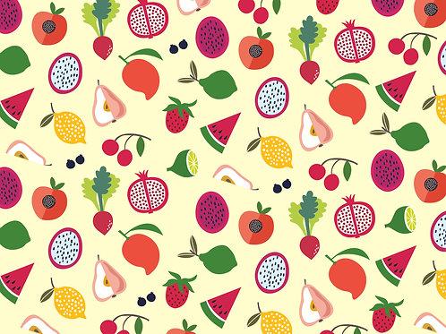 Feeling fruity - Lemon