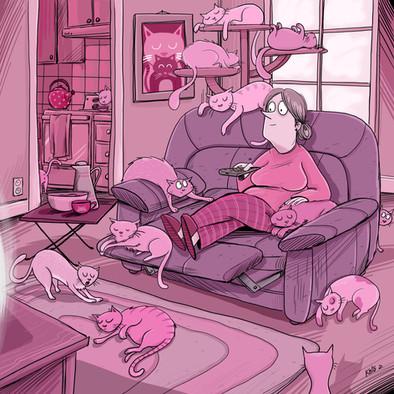 amie des chats