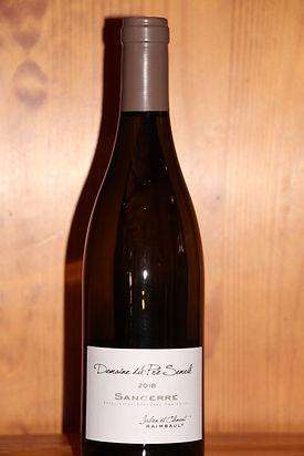 SANCERRE Domaine Raimbault (France)  Magnifique sauvignon, tendu comme on les aime. Parfait pour l'apéritif , il nous fait saliver.