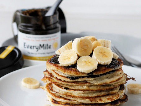 Grain Free Pancakes with EveryMite