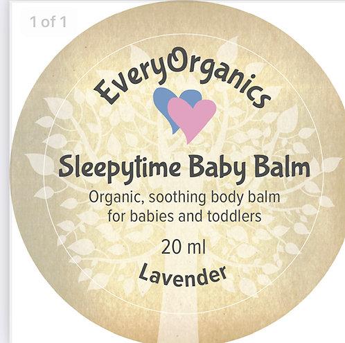 EveryOrganics Sleepytime Baby Balm