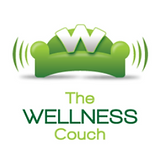 The wellness couch logo