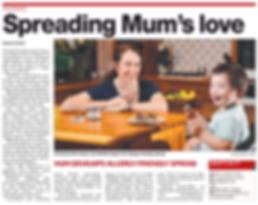 Spreading Mum's love - Westside News - 3