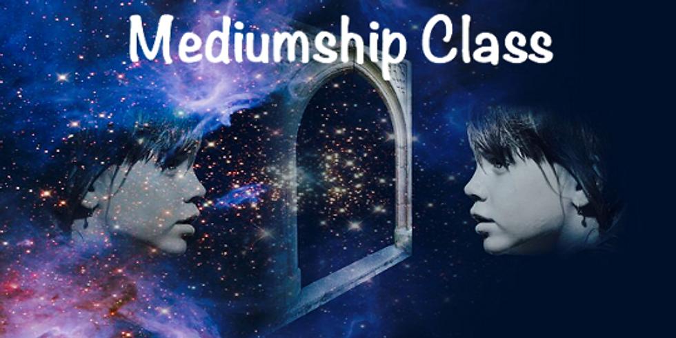 An Introduction to Beginning Mediumship Class - PLEASE RSVP