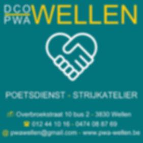 Strijk & huishoudhulp | PWA Wellen | Contact