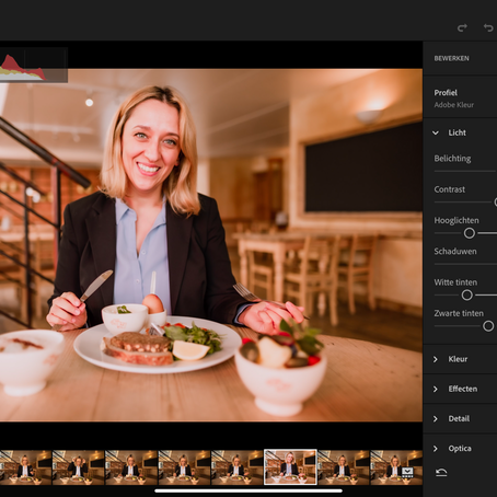 REVIEW: Adobe Lightroom Mobile app voor smartphone en tablet (Gratis en betalende versie)