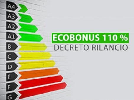 Ecobonus e sismabonus al 110% e con sconto in fattura