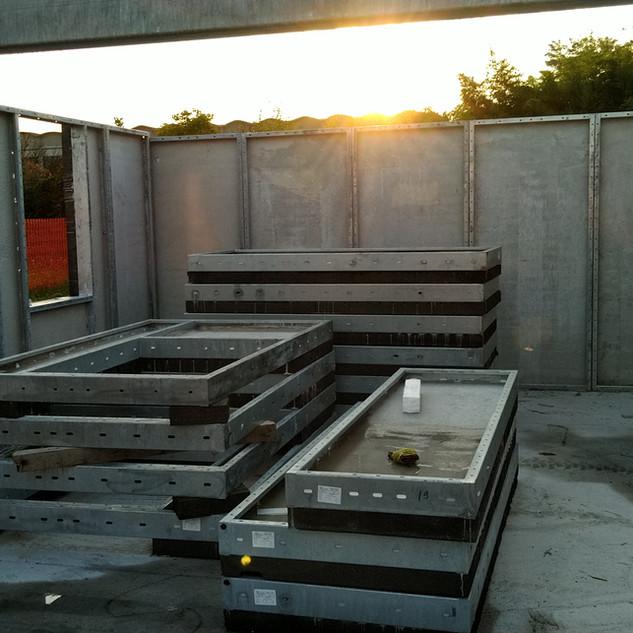 sistema steelconcrete steelhome case pre