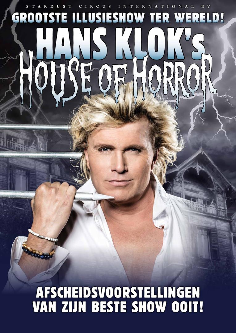 Hans Klok's House of Horror