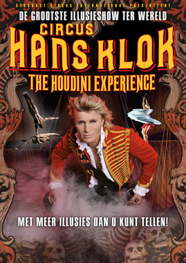 Hans Klok: The Houdini Experience