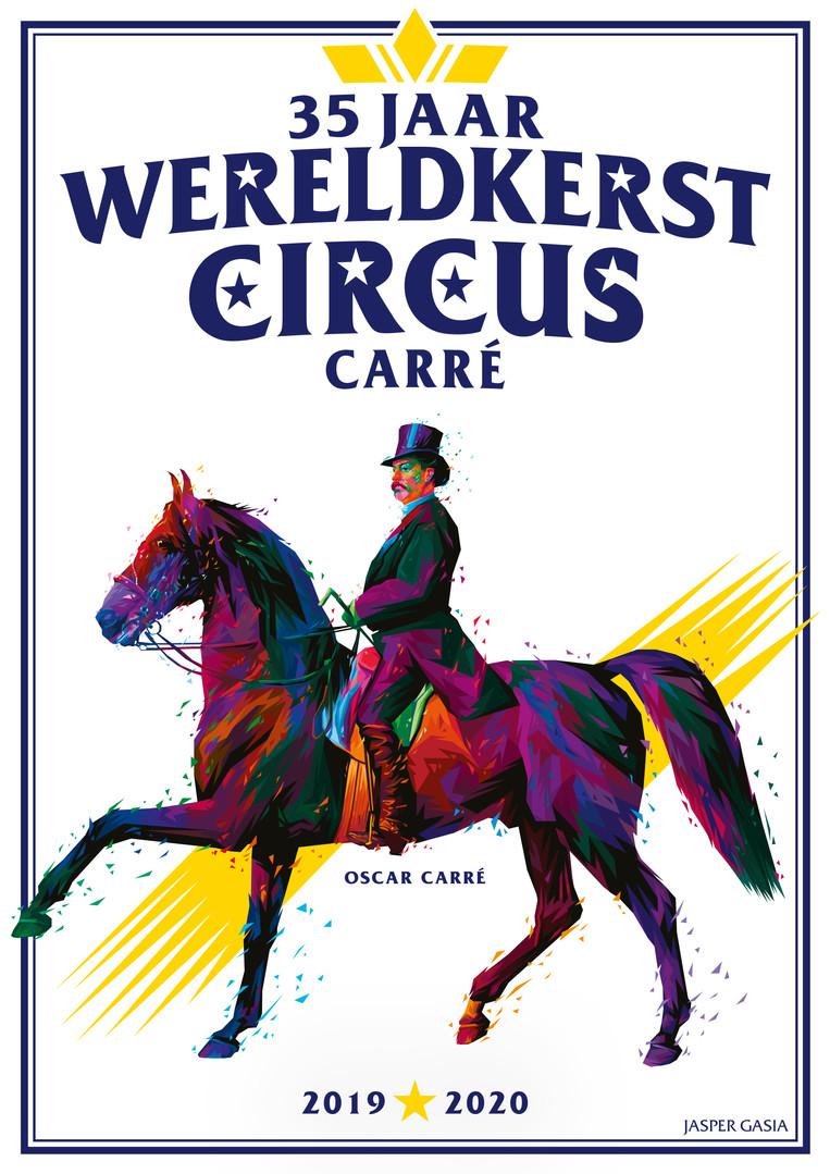 Wereldkerstcircus Carré 2019-2020