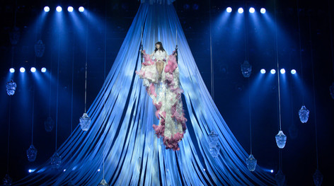 Cirque Stiletto |  2009-2016