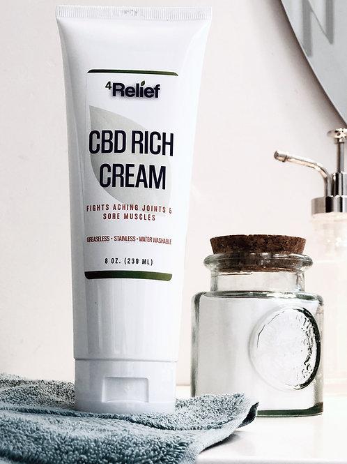 4Relief CBD Rich Cream