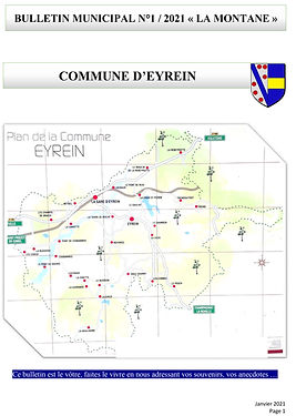 COUVERTURE BULLETIN MUNICIPAL EYREIN 202