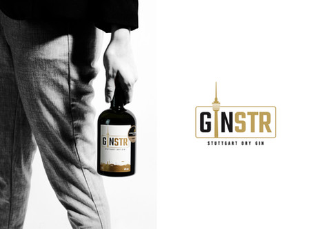 GINSTR - Stuttgart Dry Gin