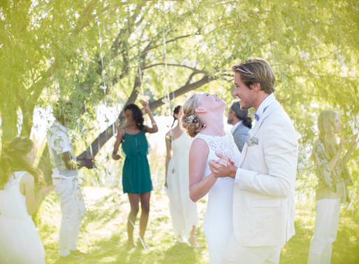 Things to Remember on Your Wedding Day