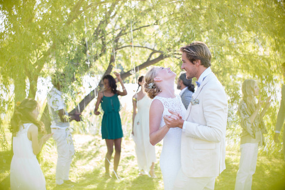The Perfect Wedding Playlist: Balancing Ballads and Beats