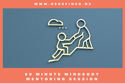 60 min MindBody Mentoring Session Gift Voucher