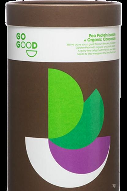 Go Good Vegan Pea Protein 1kg