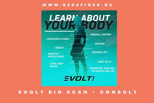 EVOLT Bio Scan + Consult Gift Voucher