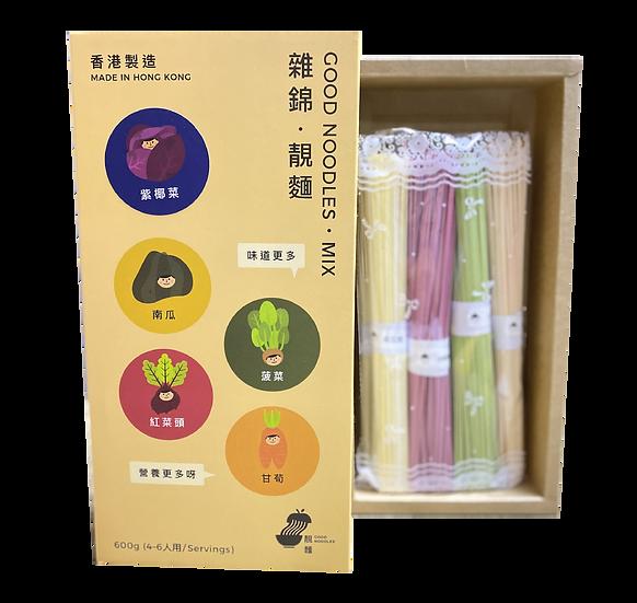 手工麵 - 雜錦・靚麵 ( 8束裝 )