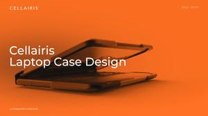 Cellairis Laptop Case Design