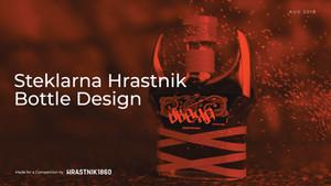 Steklarna Bottle Design