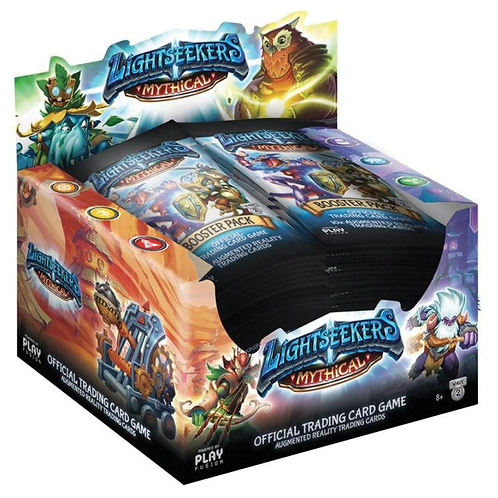 Lightseekers: TCG Mythical Booster Display (40)