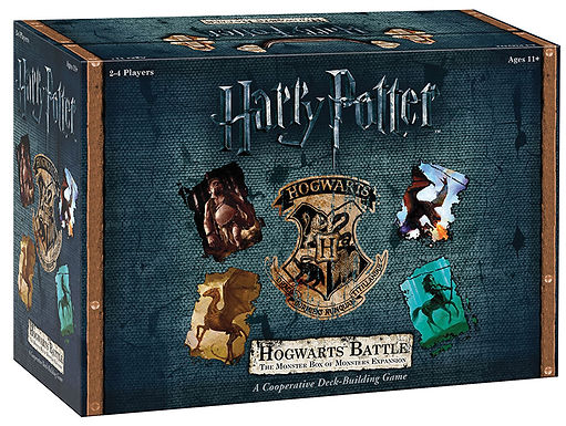 Harry Potter Hogwarts Battle The Monster Box of Mo