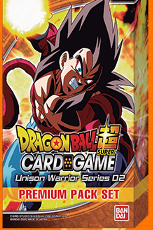 Dragon Ball Super: Premium Pack Set 2 (8)
