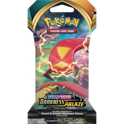 Pokemon TCG: Sword & Shield - Darkness Ablaze Booster Pack