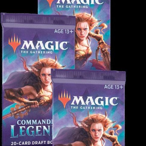Magic the Gathering CCG: Commander Legends Draft Kit