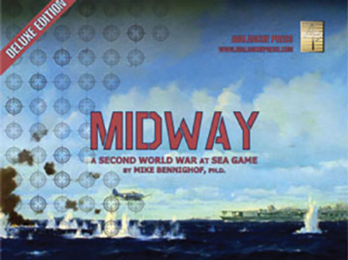 Second World War at Sea: Midway - Deluxe Edition