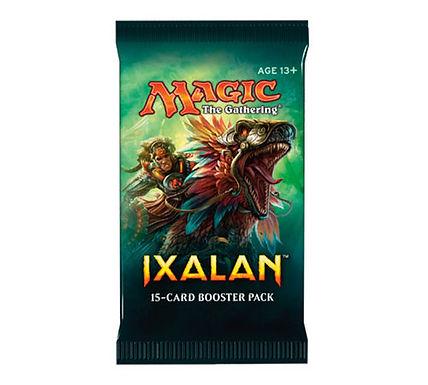 Magic the Gathering CCG: Ixalan  Booster Pack