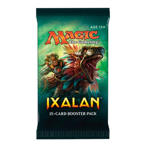 Magic the Gathering CCG: Ixalan  Booster Pack